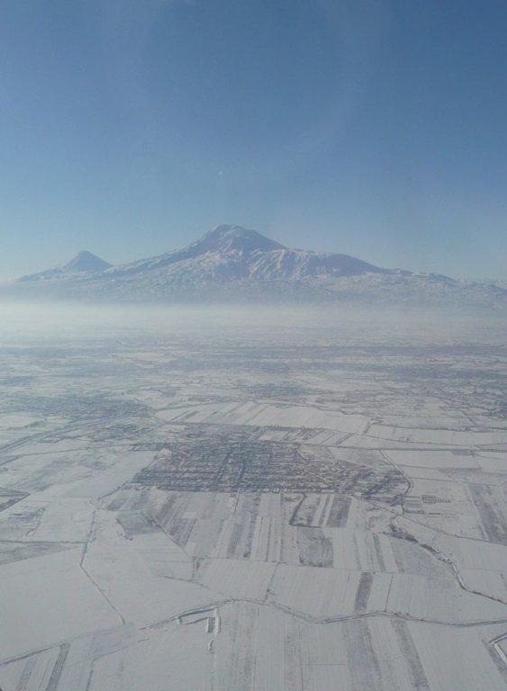 Armenia - Muintele Ararat