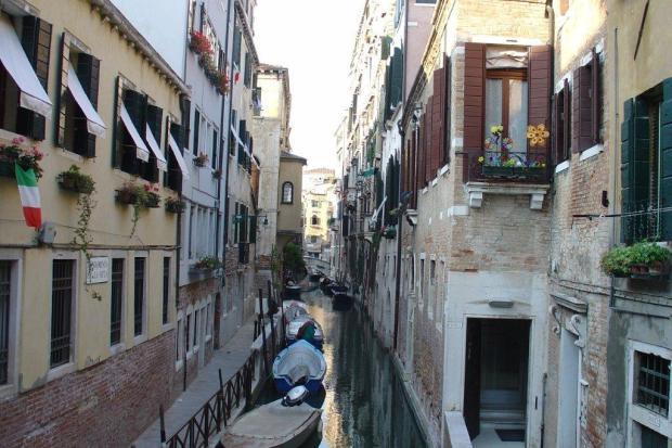 Venetia - Pe canal
