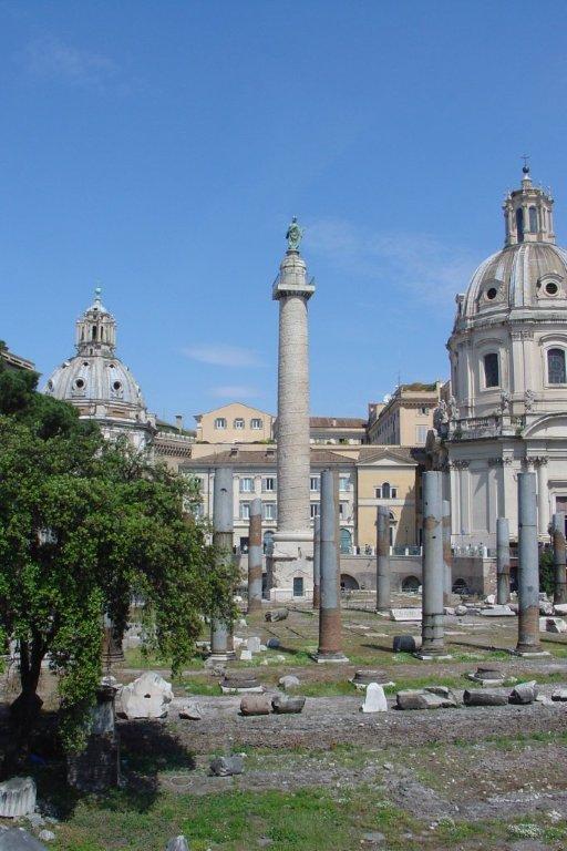 Roma- Columna lui Traian