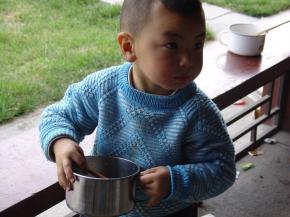 China : mancare de orez