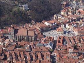 Brasov - vedere de sus
