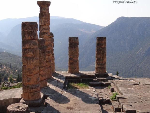 Delphi - vestigii