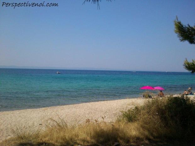 Sitonia - plaja