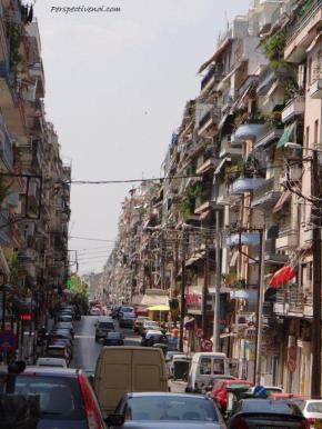 Thessaloniki - stil urban